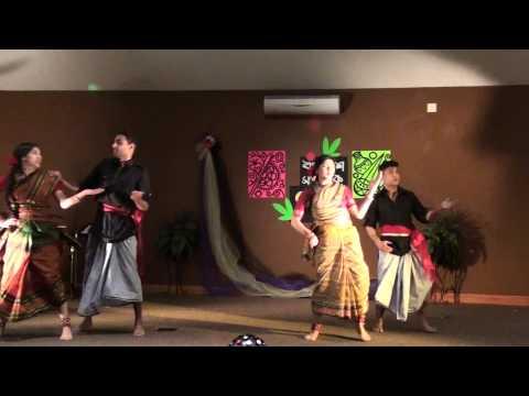 Moyna Cholat Cholat Kore Re- Performed By Diba, Josh, Niten And Tamanna At Bangladesh Cultural Event video