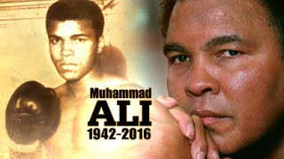 Muhammad Ali Dead at Age 74