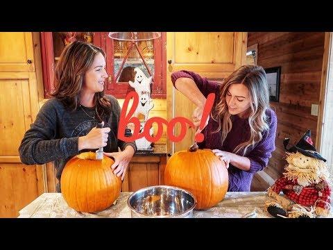 WATCH YOUR KNIFE, GIRL   happy halloween!