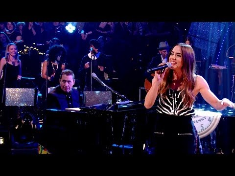 Melanie C - Never Be The Same Again (Live on Jools' Annual Hootenanny)