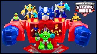 Playskool Heroes Transformers Rescue Bots Epic Opt