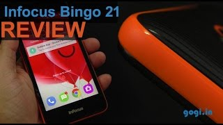 Infocus Bingo 21 review, benchmark, overall performance