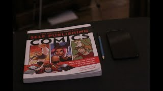 MUST WATCH REVIEW! The Complete Guide To Self Publishing Comics