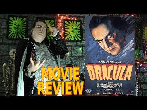 Dracula (1931) Movie Review