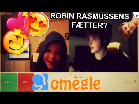 OmeTV (Omegle) - Møder Robin Rasmussens fætter! og den sødeste dreng i verden!