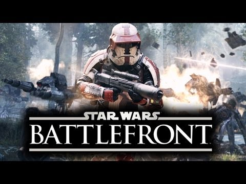 Star Wars Battlefront 3 (2014-2015) Singleplayer Story Campaign News! 1 vs 1 Match! Sniper Battle