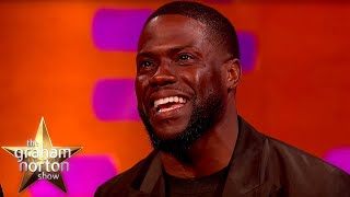 Kevin Hart's Disastrous Trip With His Kids | The Graham Norton Show