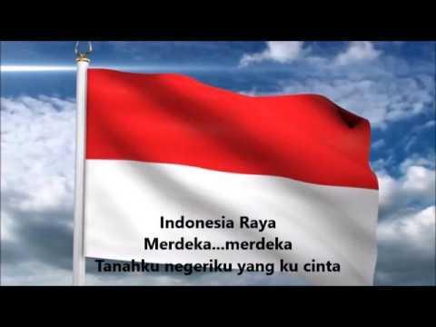 Instrumen Lagu Indonesia Raya Tanpa vokal (Karaoke) / Indonesian National Antham Without Vocal