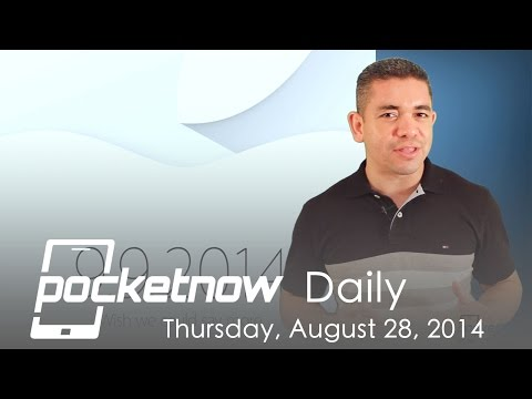 iPhone 6 event confirmed, Samsung Gear S, Nexus X & more - Pocketnow Daily