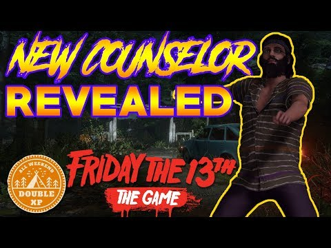 New Counselor REVEALED!! | Double XP Weekend! | Friday the 13th: The Game