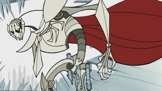 General Grievous - Sarò re