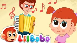 Find a Popular Rhymes by the Tune | Little BoBo - Nursery Rhymes | FlickBox Kids Songs