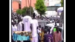 Une foule incroyable à l'enterrement du regretté Doudou Ndiaye Rose