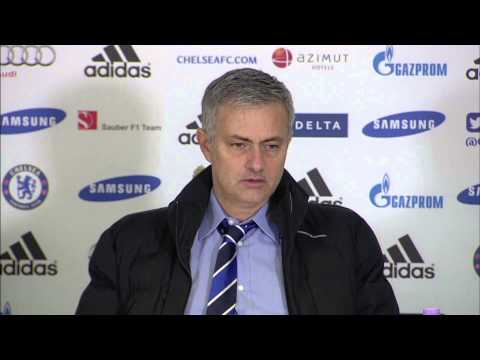 Jose Mourinho & Steve Bruce disagree on Gary Cahill's dive in Chelsea win over Hull