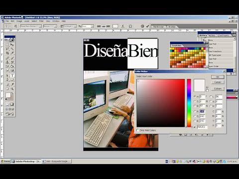 Diseño Gráfico en Photoshop