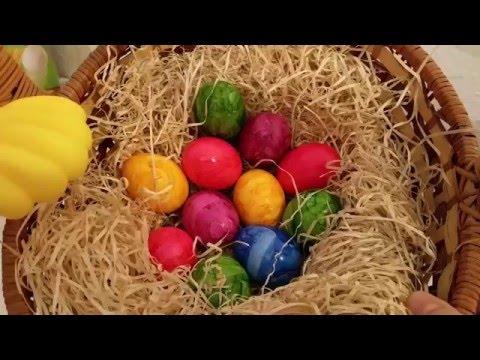 Chicken that laid the eggs Surprise - КУРОЧКА РЯБА КОТОРАЯ СНЕСЛА НАМ ЯЙЦА SURPRISE