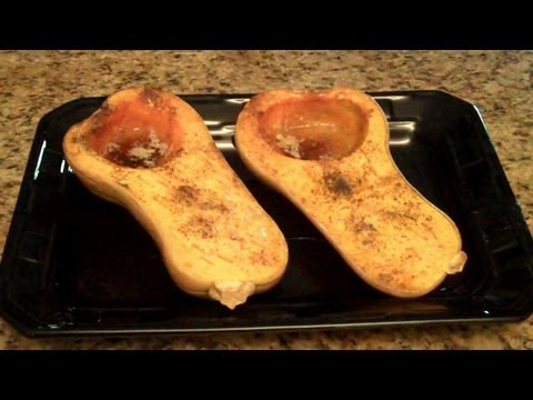 Roasted Butternut Squash - Lynn's Recipes
