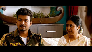 Thuppakki - vijay and kajal marriage looks in Thuppaki Movie