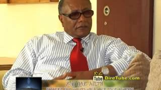 Who is Who Interview with Dr Belay Abegaz Part 1