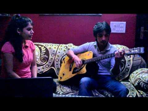Lukka Chuppi on Guitar by Arti & Karan