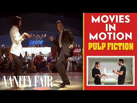 Choreographers Break Down the Pulp Fiction Dance Scene | Movies in Motion | Vanity Fair