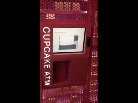 Sprinkles Cupcake ATM