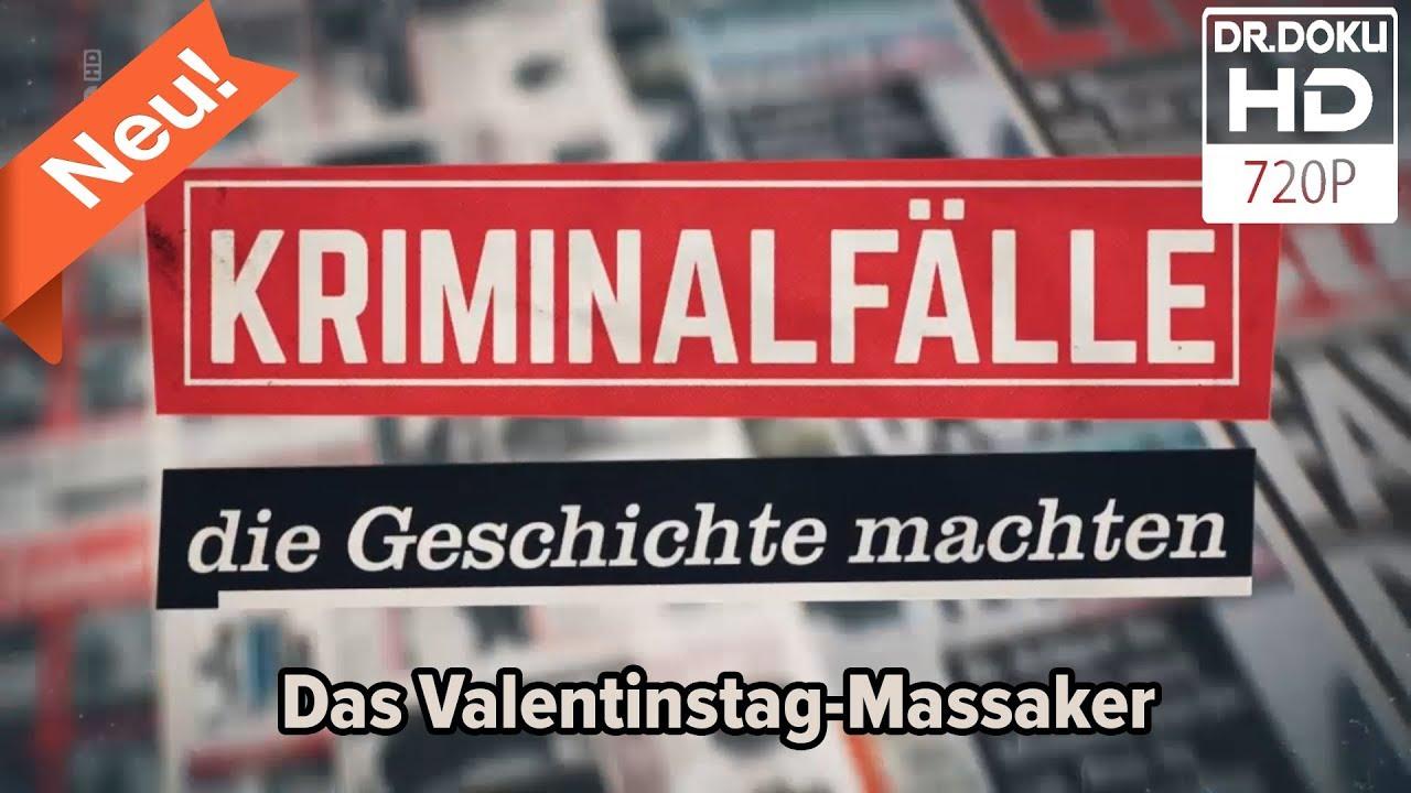 Kriminalfälle die Geschichte machten - Das Valentinstag Massaker ...