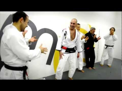 Marcelo Garcia promotes Zeljko Drinovac to Black Belt Image 1
