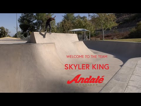 Skyler King - Welcome To Andale