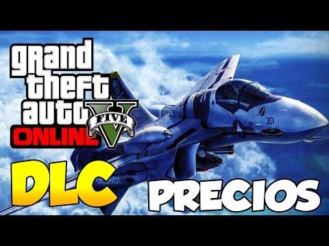 GTA V Online DLC 1.16 Nuevo DLC Precio de Nuevos Vehiculos (GTA V & GTA 5 Online)