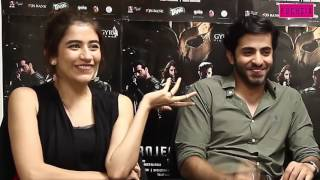 Rapid Fire with the Cast of Project Ghazi