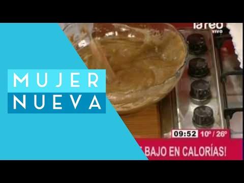 Receta: Brownie bajo en calorías