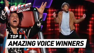 Download Lagu The Voice | AMAZING WINNERS from all around the world [PART 3] Gratis STAFABAND