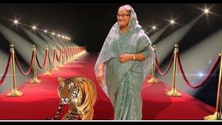 রয়েল বেঙ্গল টাইগারকে জিজ্ঞাসা করেন সুন্দরবনে অসুবিধা হচ্ছে কি না