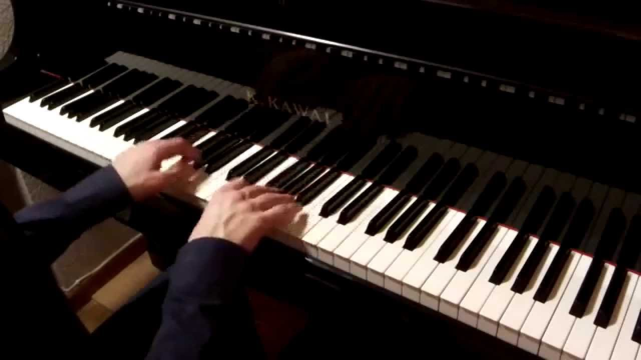 how to play prelude in c minor on piano
