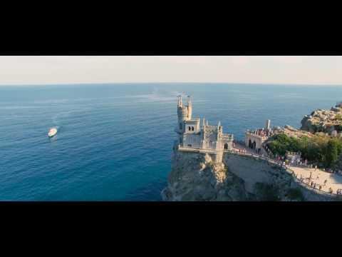 Крым с высоты птичьего полета [4K]