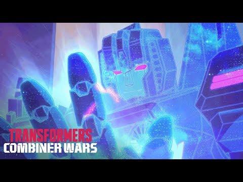 Transformers: Combiner Wars - 'Darkest Hour' Prime Wars Trilogy Episode 7