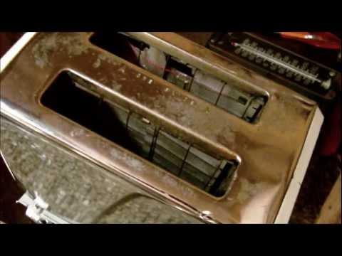 Homemade 12v Heater from Toaster