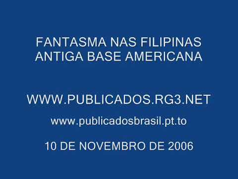 FANTASMAS NAS FILIPINAS - PHILIPPINES GHOST - BASE AMERICANA