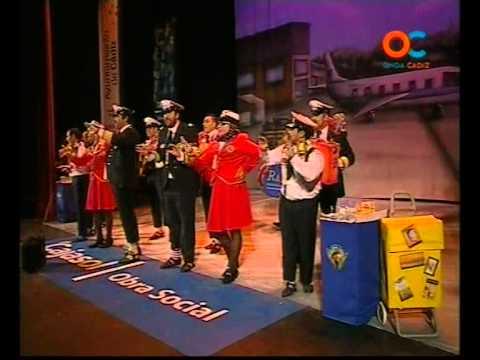 Chirigota - Air Con el Carair, Carair, Carair \ Actuación Completa en PRELIMINARES \ Carnaval 2009