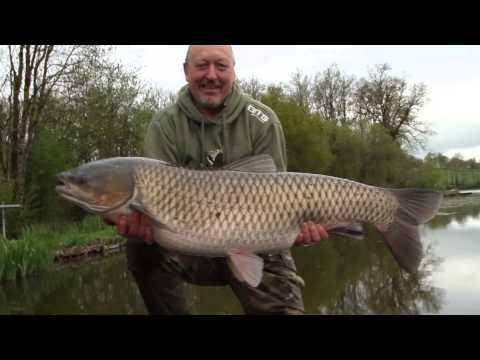 Carp Fishing France 2013 - Cavagnac Lake