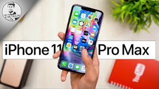 iPhone 11 Pro Max (Indian Retail Unit) - Unboxing & Detailed Hands On!