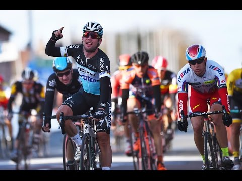 Cavendish Makes his Mark, Wins #KBK