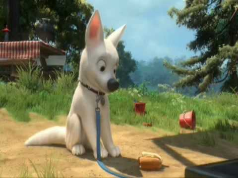 Bolt- Pup Named Scooby Doo