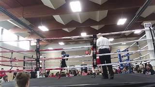 Ryan Gibbons Jr. continues the Legacy of The Gibbons Family Boxing