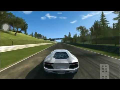 Real Racing 3 Full Graphics