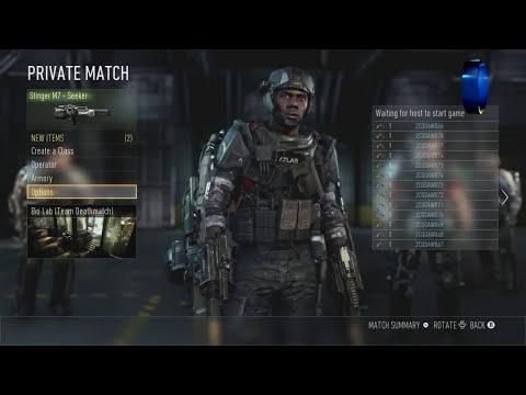 Call of Duty: Advanced Warfare - CREATE A CLASS! - (Setups & More) COD 2014
