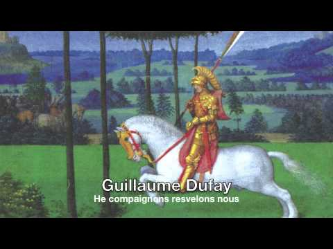 Guillaume Dufay - Resvelons nous