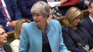 Prime Minister's Questions: 19 June 2019 - education funding, police levels, Brexit, fire safety