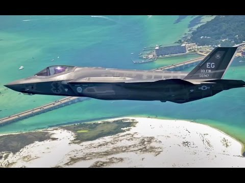 F35: How Lockheed Martin Swindles Taxpayers • BRAVE NEW FILMS